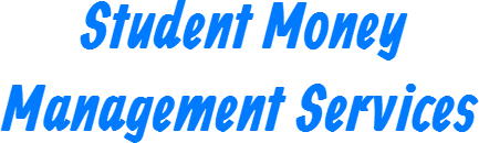 Student Money Management Services